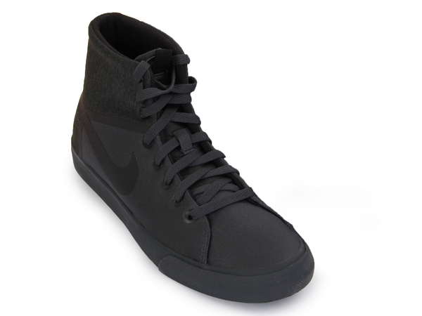Кеды женские Nike Primo Court Modern черные