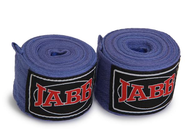 Бинт эластичный х/б Jabb JE-3030 3,5м синий