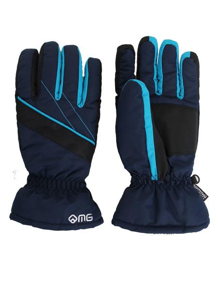 Перчатки мужские Monte Grande синие