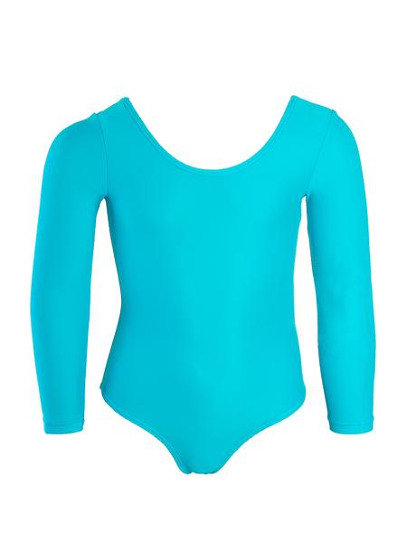 Комбидресс для девочек 1001 — 100/03 голубой