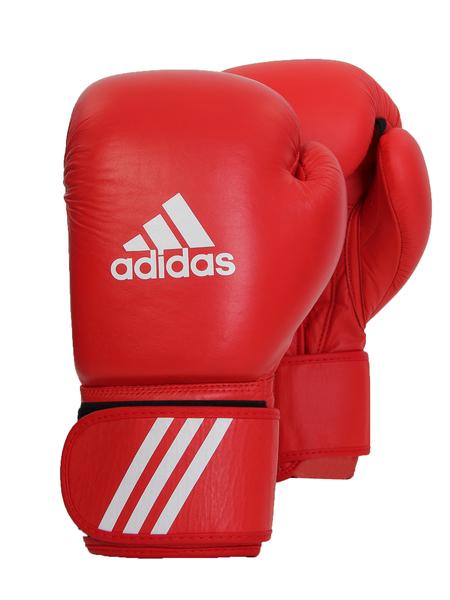 Перчатки боксерские Adidas Aiba G1 красные