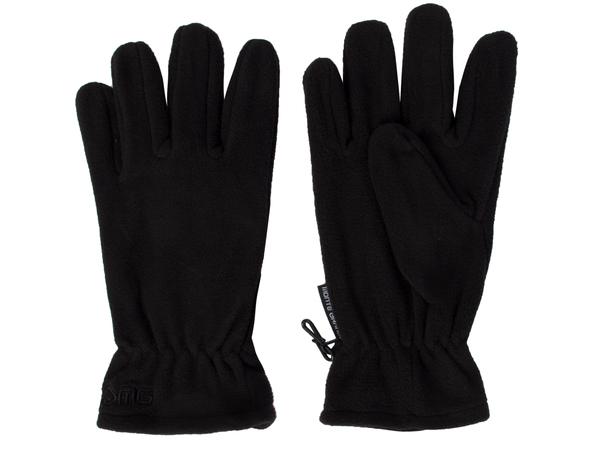 Перчатки женские Monte Grande черные