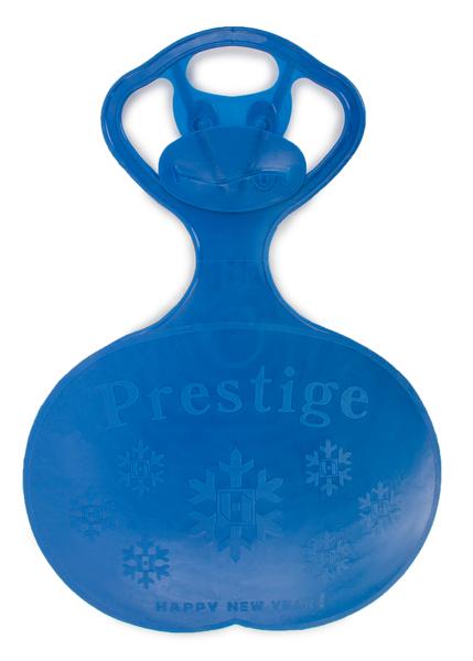 Санки-ледянки (с символикой) голубые
