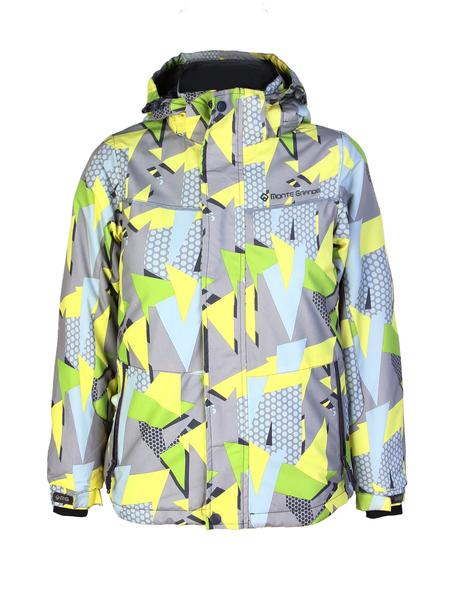 Куртка горнолыжная детская Monte Grande  принт