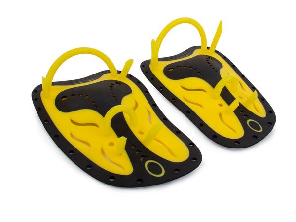 Лопатка для плавания Start Up HF6937M желтая