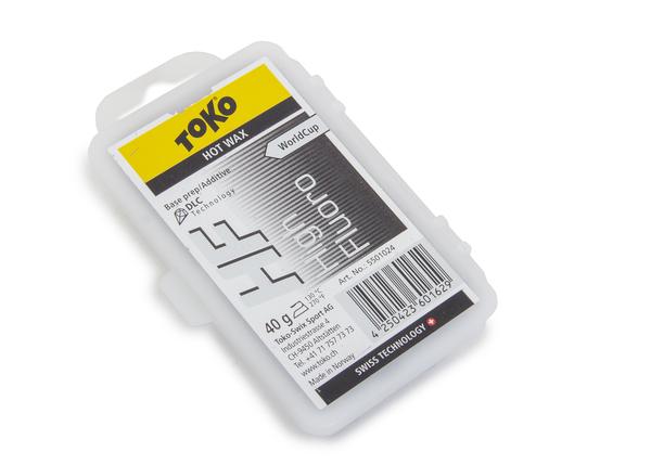 Парафин Toko HF Hot Wax black