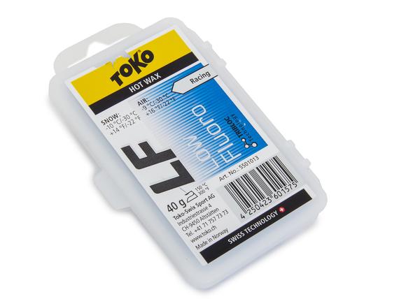 Парафин Toko LF Hot Wax blue