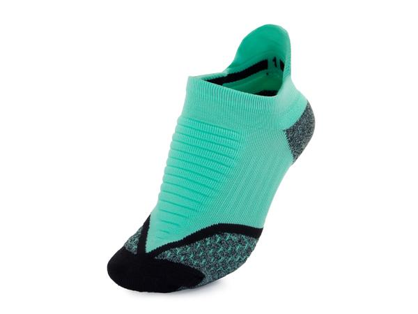 Носки Nike Elite Cushioned No-Show зеленые