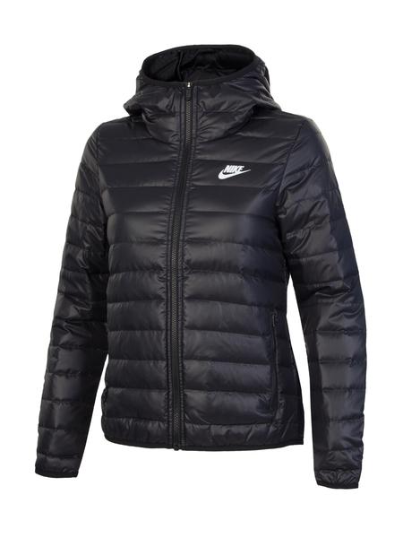 Пуховик женский Nike Down Fill черный
