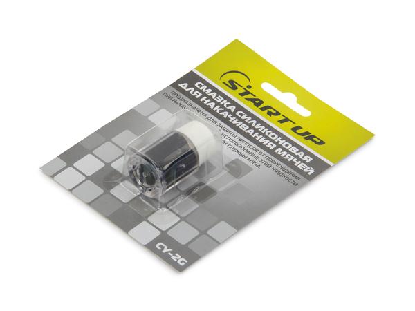 Смазка силиконовая для накачивания мячей Start Up CY-2G