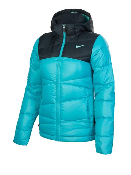 Пуховик женский Nike Alliance JKT 550 Hooded