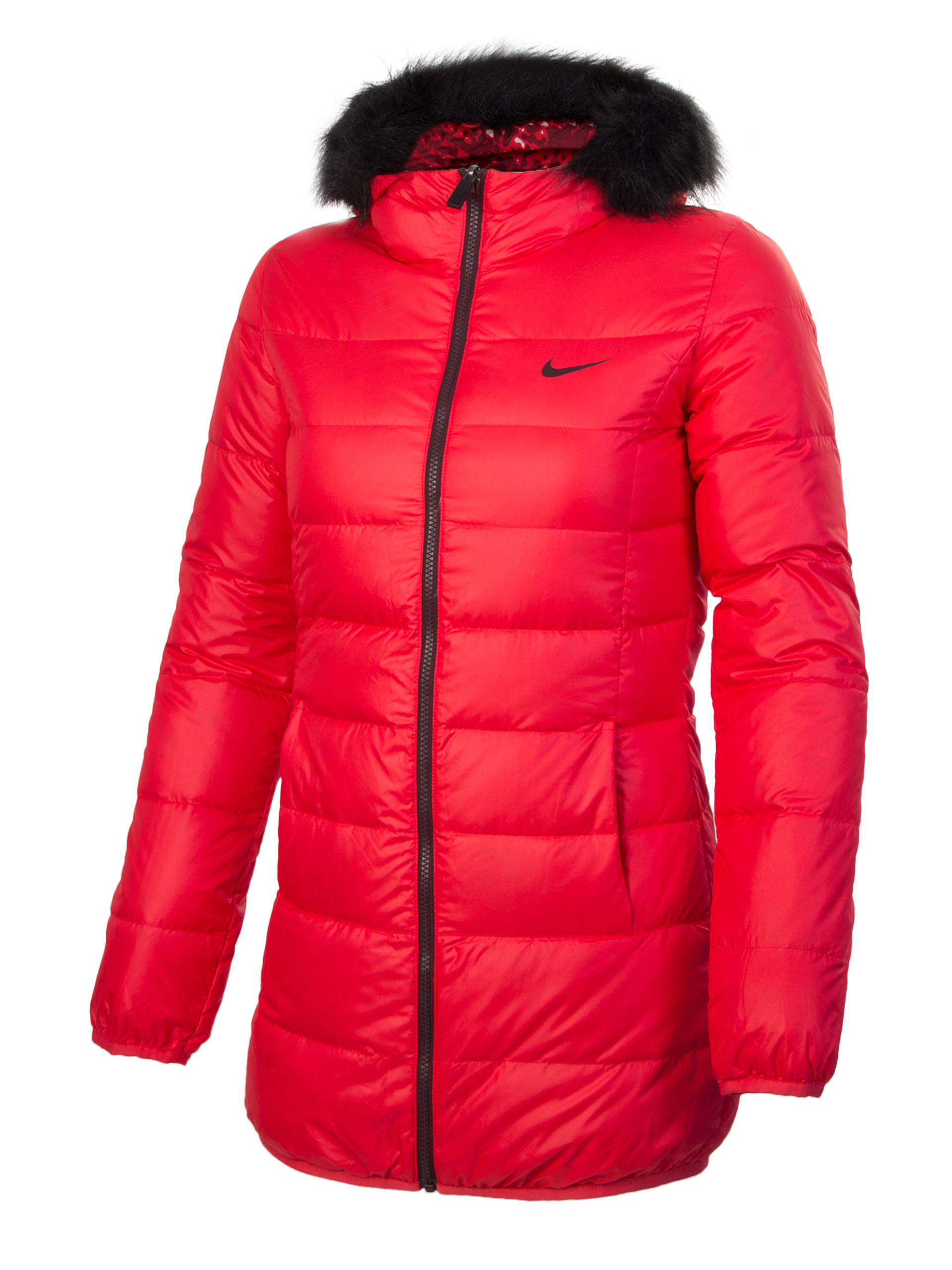 4ec55c84 Куртка утепленная женская Nike Alliance TD JKT-550 Hood - Сеть ...