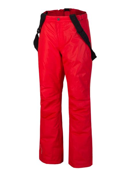 Красные мужские брюки