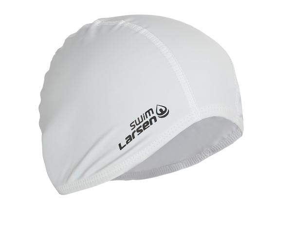 Шапочка плавательная Larsen Ladies белая
