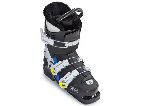 Ботинки горнолыжные детские Salomon ALP. BOOTS Team T3
