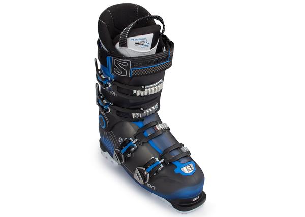 Ботинки горнолыжные Salomon ALP. BOOTS X PRO R90 ANTHR TRA/B