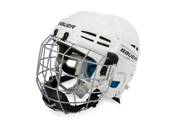 Шлем хоккейный с маской Bauer Prodigy Helmet JR