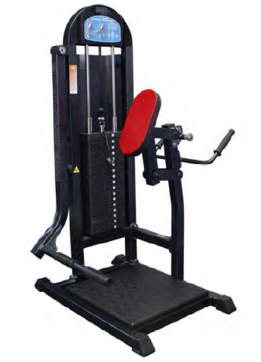 Тренажер для ягодичных мышц в наклоне MB Barbell 3.07