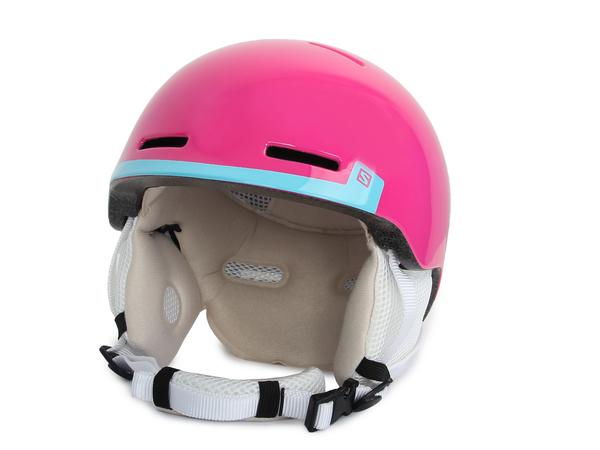 Шлем горнолыжный Salomon Helmet GROM FUSHIA