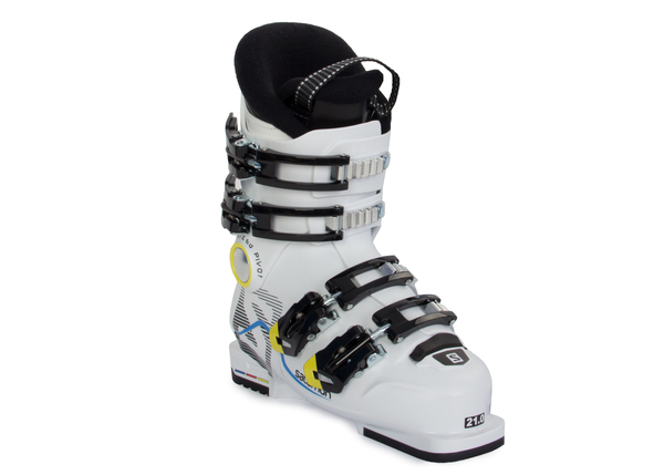 Ботинки горнолыжные детские Salomon X Max 60T M белые