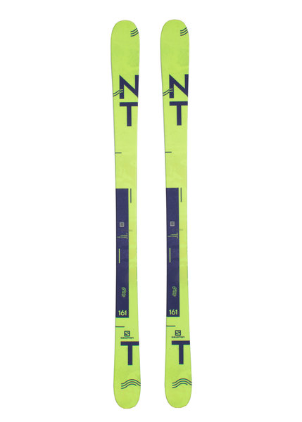Лыжи горные Salomon SKIS N TNT Light Green