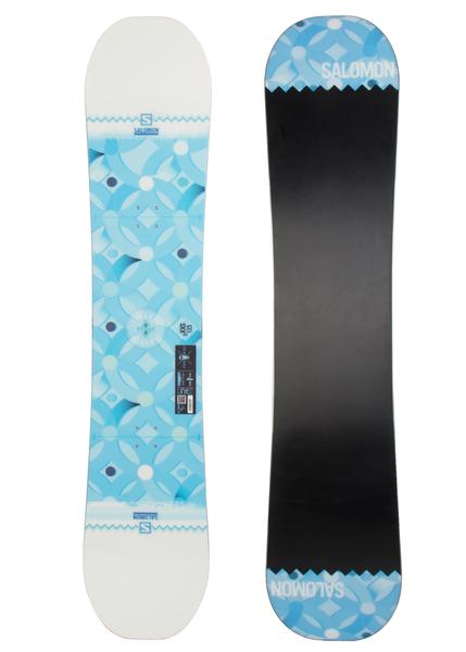 Сноуборд Salomon SNOWBOARD LIBERTY  L39185100
