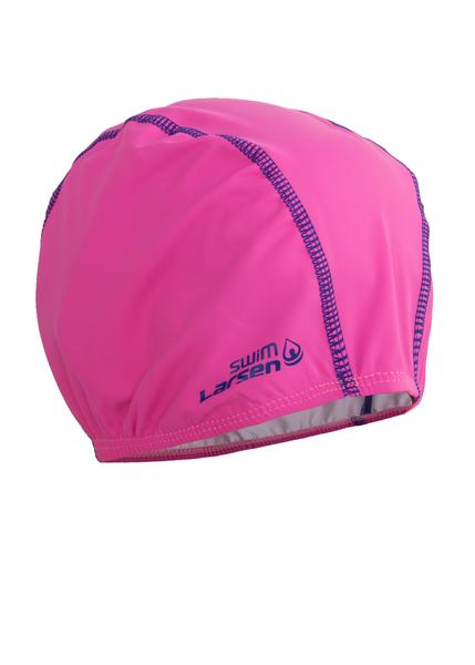 Шапочка плавательная Larsen розовая