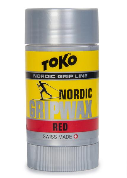 Мазь держанияя Toko Nordic GripWax red