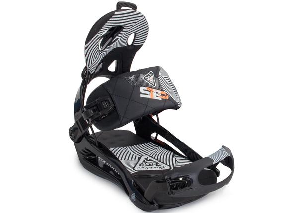 Крепления для сноуборда Black Fire 2014-15 Step FT Lux