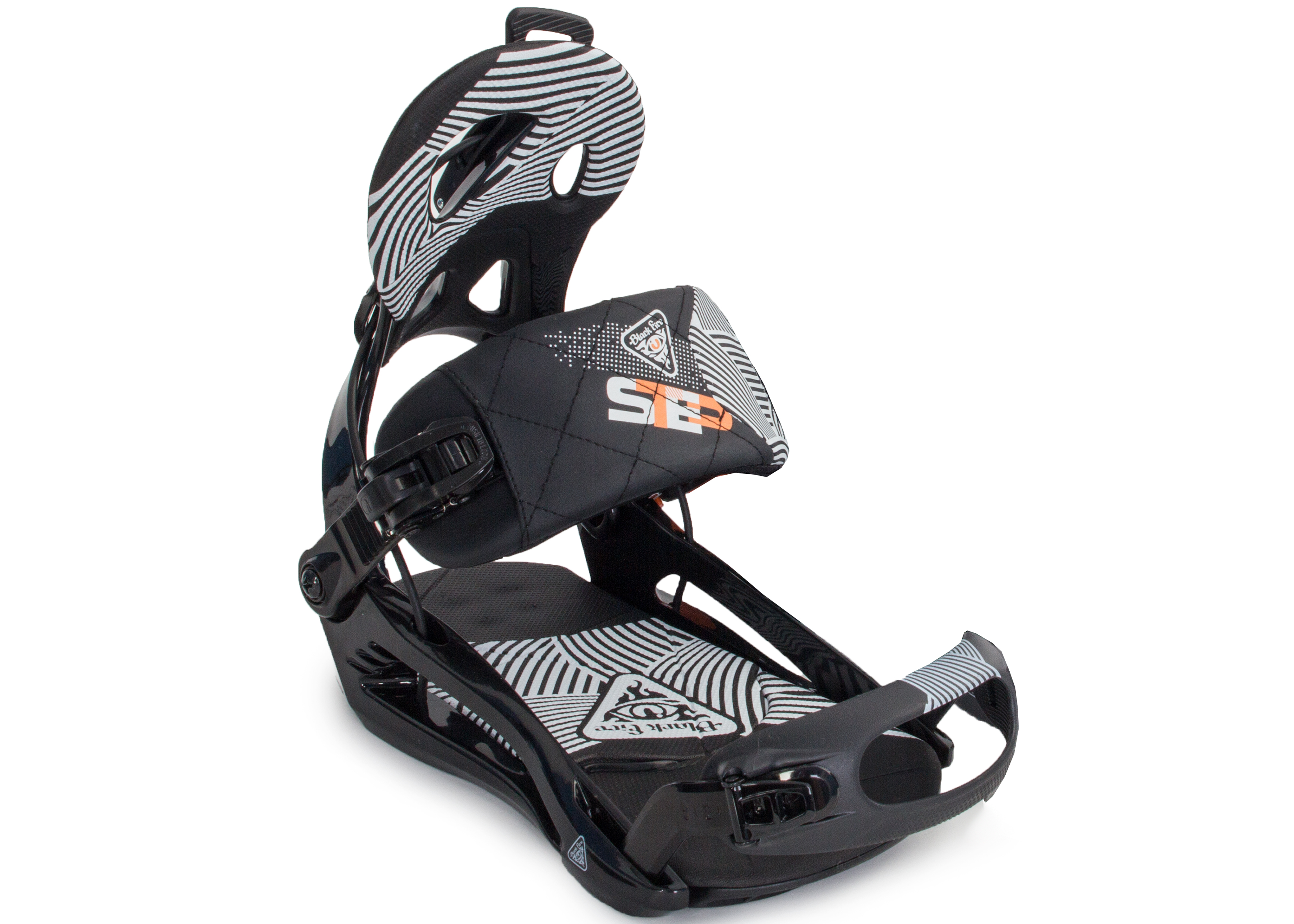a57a4e7cdf6c Крепления для сноуборда Black Fire 2014-15 Step FT Lux - Сеть ...