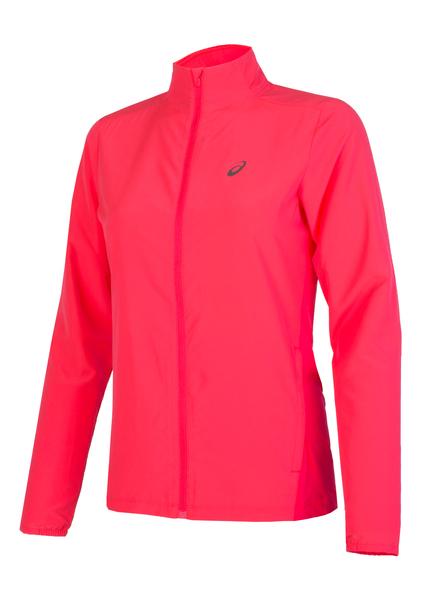 Толстовка женская Asics Woven Jacket розовая