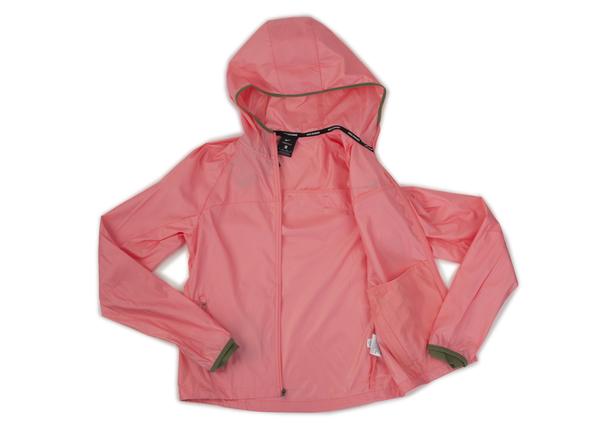 fefa8808 Ветровка женская Nike Shield Running розовая - Сеть спортивных ...