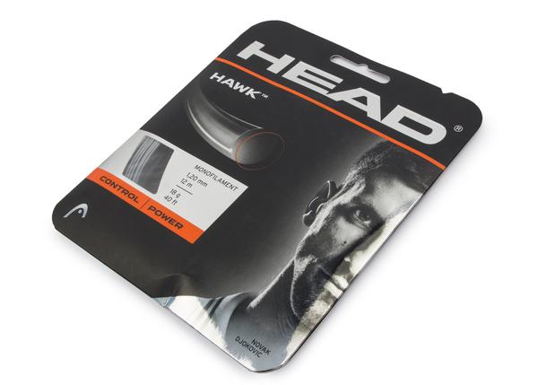 Струна Head HAWK 18 1.20mm/12m (серый) 281103-18GR
