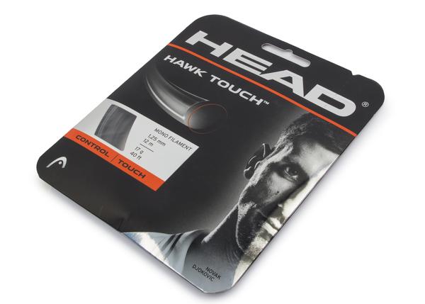 Струна Head Hawk Touch 17 1.25mm/12m (темно-серый) 281204-17AN