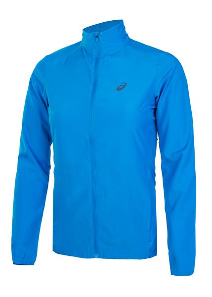 Ветровка женская Asics Jacket голубая