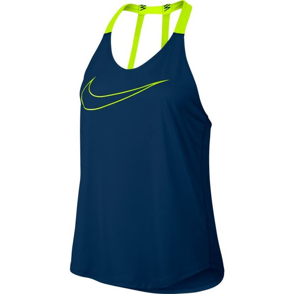 Майка женская Nike Dry Training Tank синяя