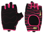 Перчатки Nike Women's Fit Training Gloves принт
