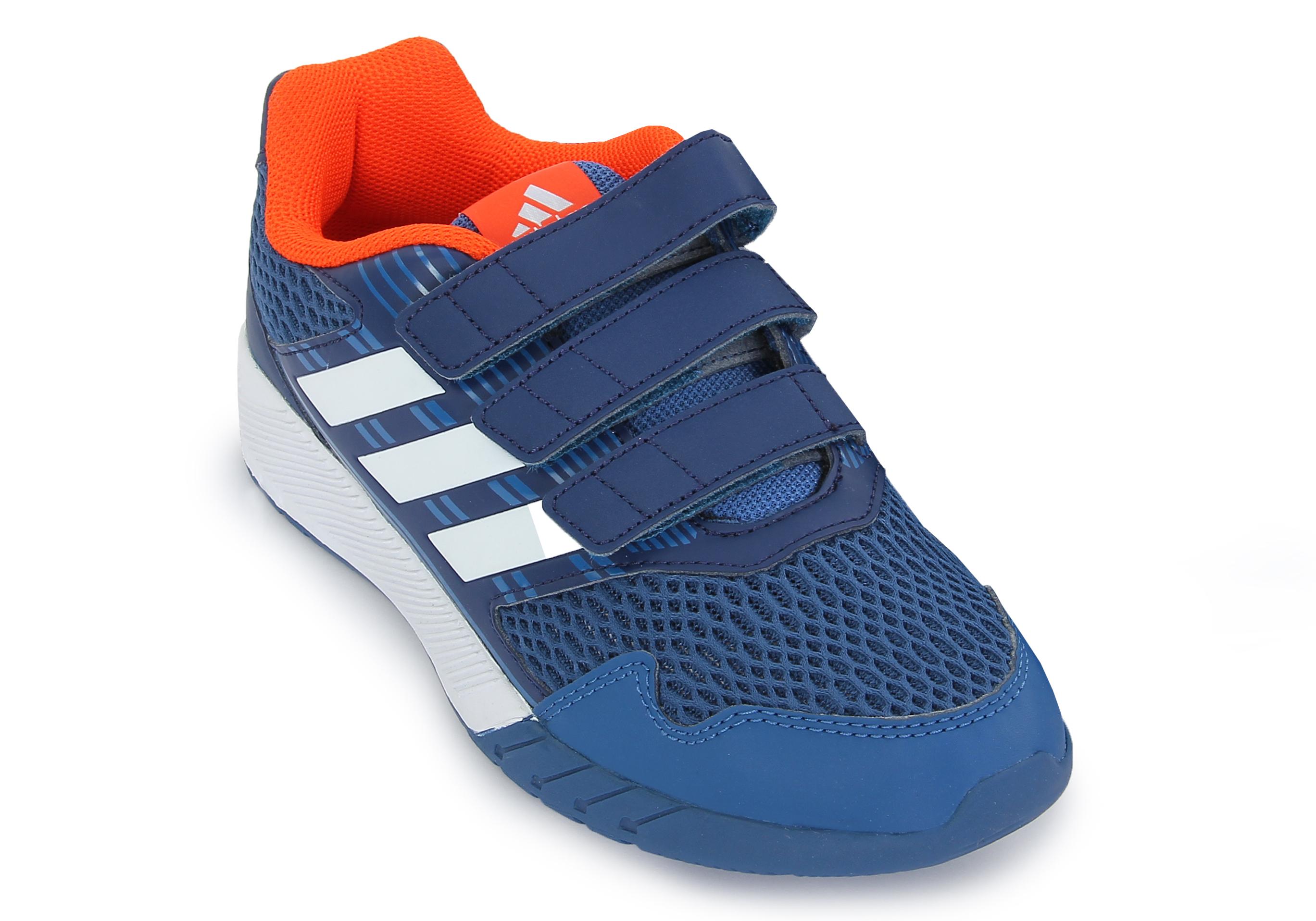Кроссовки детские Adidas AltaRun синие - Сеть спортивных магазинов ... e26a215a9272f