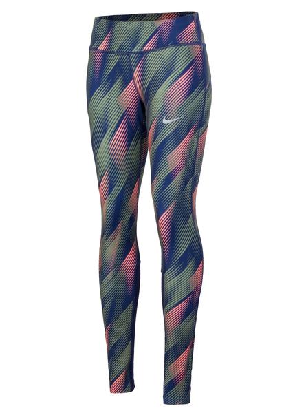 Лосины женские Nike Power Epic Running принт