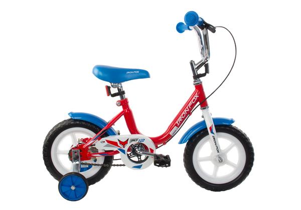 Велосипед детский Iron Fox Fly 12 красный