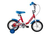 Велосипед неполовозрелый Iron Fox Fly12 красный