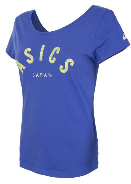 Футболка женская Asics Logo Layering