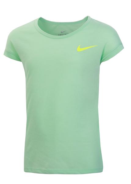 Футболка детская Nike Top SS зеленая