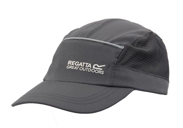Кепка (бейсболка) Regatta Shadie Cap серая