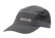Бейсболка Regatta Shadie Cap серая