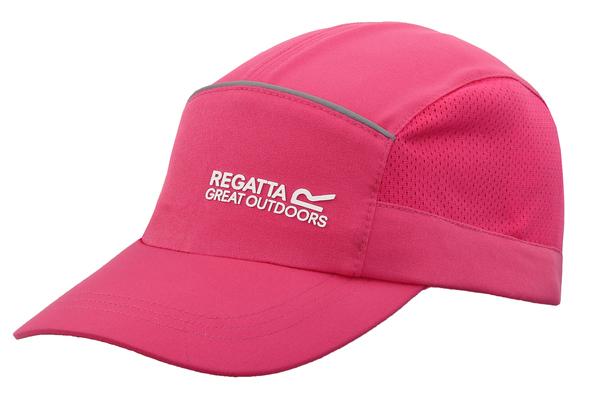 Кепка (бейсболка) Regatta Shadie Cap розовая