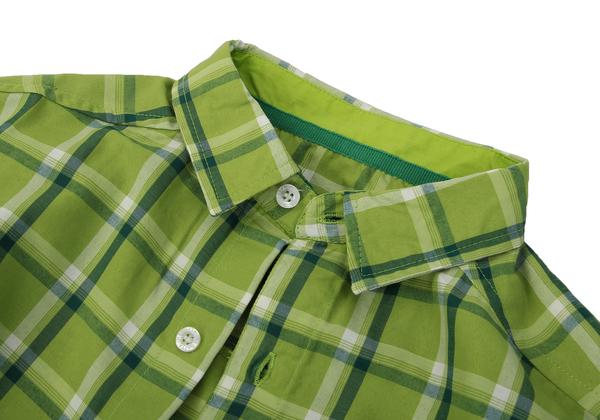465c92cecb1 Рубашка мужская Regatta Mindano зеленая - Сеть спортивных магазинов ...