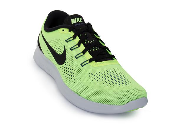 Кроссовки мужские Nike Free RN зеленые
