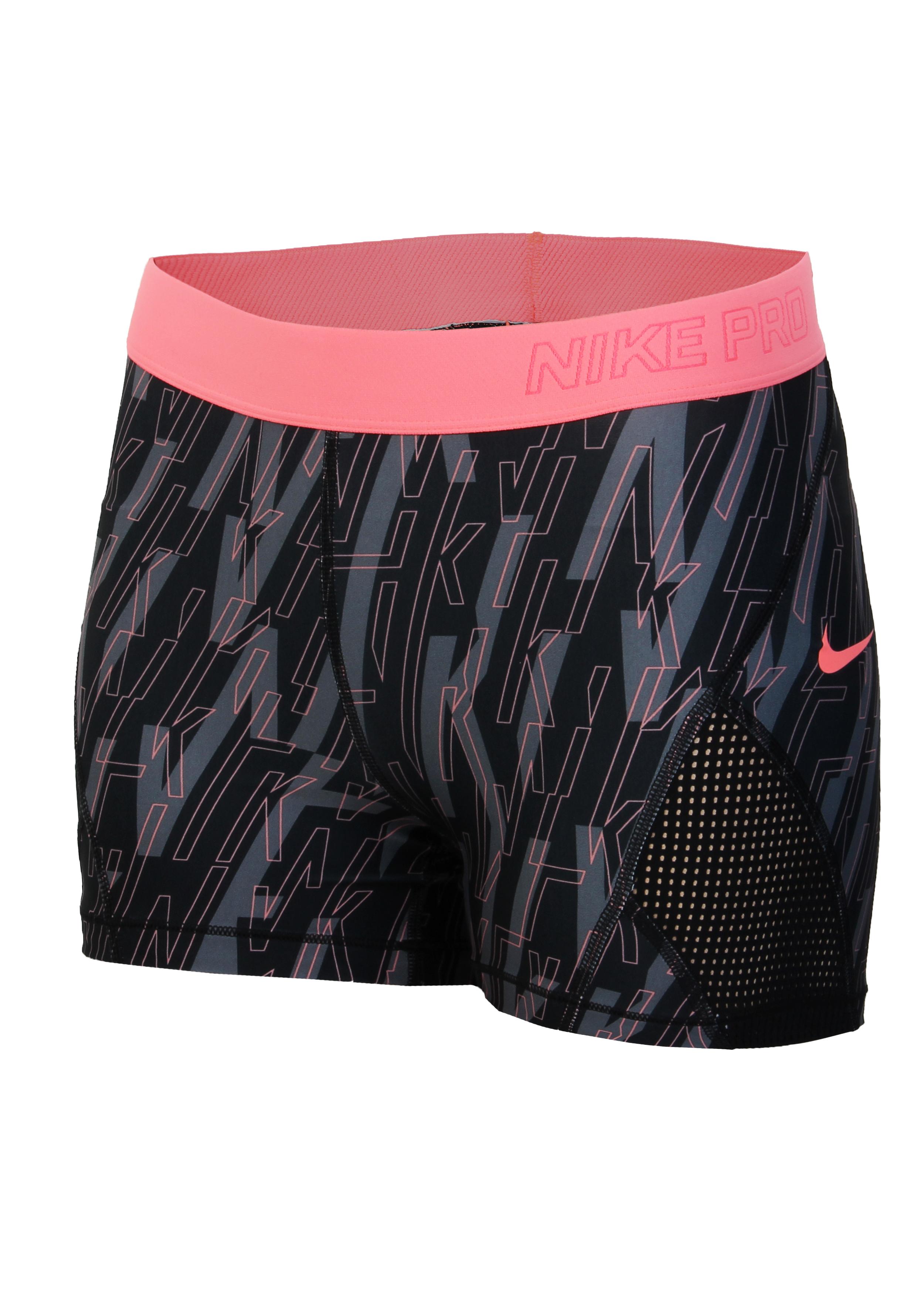 78a5f04b Шорты женские Nike Pro Hypercool Short компрессионные - Сеть ...