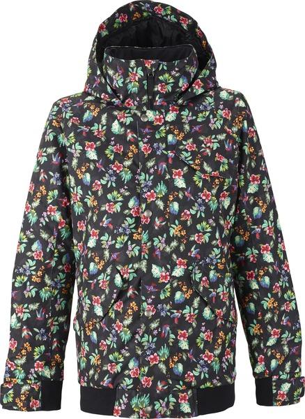 Куртка сноубордическая женская Burton TWC Sunset Bird Floral
